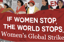 Women's work COVID-19 care work feminist global strike
